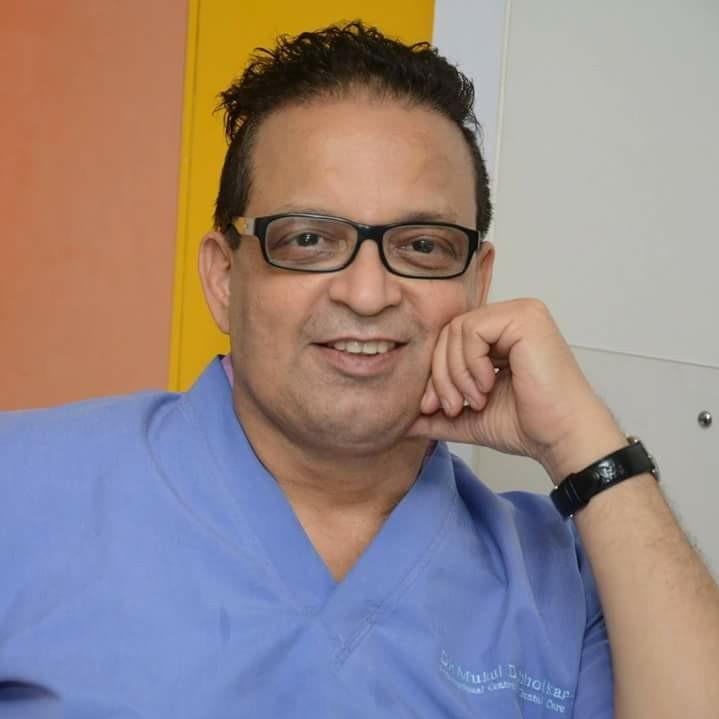 Dr. Mukul Dabholkar